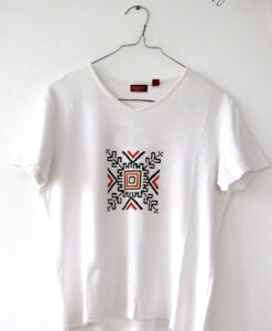 tricou motiv national 1b